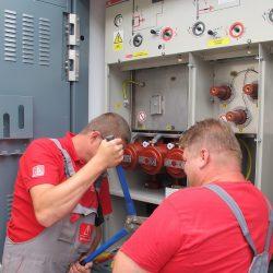 konserwacja stacji transformatorowych