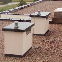 instalacja odgromowa dachu