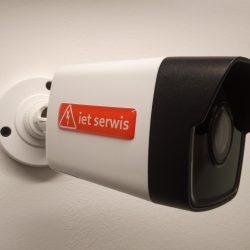 Montaż monitoringu kamer.
